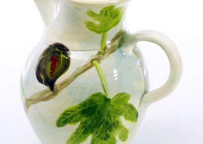 Pitcher – Fig motif