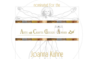 Certificate of Nomination Joanna Kuhne A&CDA 2016